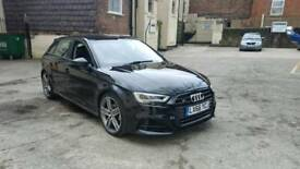 2017 66 Audi A3 S3 salvage damaged repaired