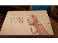 Nintendo wii .. chris and co