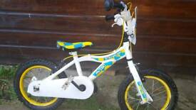 Boys police bike