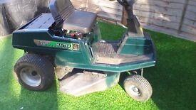 Hayter 1030 Sit on Lawnmower.