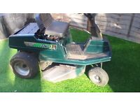 Hayter 1030 Sit on Lawnmower.