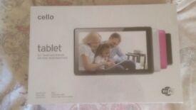 """Cello 10.1"""" tablet"""