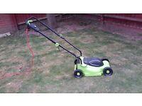 Electric Lawnmower ALDI