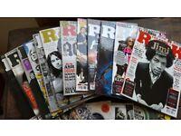 Classic Rock Magazine Jan to Dec 2015 Complete Set with original CDs