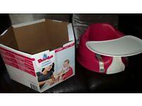 pink bumbo seat