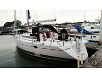 Sailing days. Yacht Charter. Poole