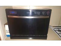 Kenwood dishwasher ,countertop,used