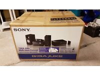 Sony NAS-SC55PKE Gigajuke - near enough brand new - only opened once - unwanted gift