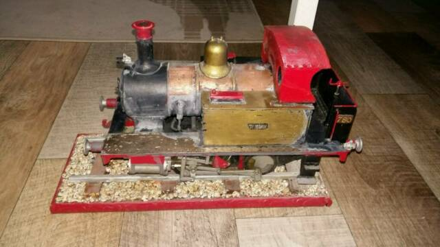 3 5 gauge tich live steam locomotive (train) | in Rainworth,  Nottinghamshire | Gumtree