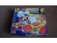 Pizza Topple balance game