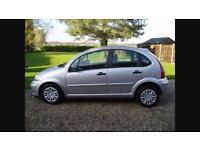 2006 Citroen c3 1.4 full years mot immaculate we car inside and out service history