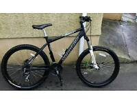Saracen mantra 2 mountain bike
