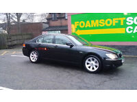 Bmw 730d(08 Reg) Imaculate condition,HPI Clear,2 Prev Owners,Full Service History,Any test welcome
