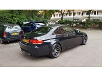 2008 BMW M3 4.0 V8 Manual Coupe Carbon Black Metallic