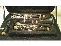 Clarinet – Yamaha YCL250SUK Bb