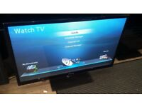 """Samsung 55"""" Smart 1080p Full HD Freeview TV £220"""