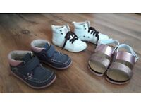 Girls shoes size 7 and 8