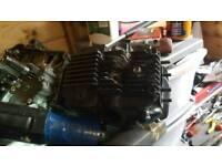 Stomp 140 cc engine