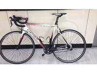 Carerra Virago Carbon road race bike 54cm