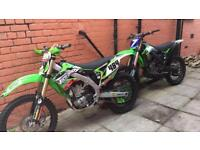 Kxf 250 2011 efi (crf, ktm, yzf, rmz) Swap or Px for a car!!!