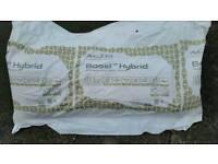 Hybrid foil insulation