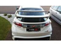 Honda Civic Type R Mugen 200