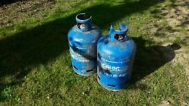 Butane canister 15kg empty