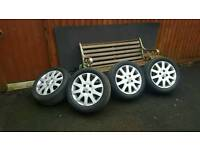 "Nissan Almera 16"" wheels"