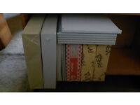 photocopier paper and lined refil pads