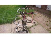 Halfords 3 cycle bike rack/carrier