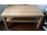 Coffee table for collection from Rumney