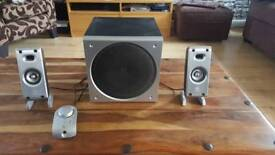 Computer speakers 2.1