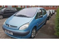 2001 citron Picasso hdi diesel excellent condition family car