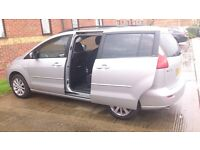 2006 MAZDA 5 1.8 Petrol Engine, Gray Colour 7 seater , 1 year MOT