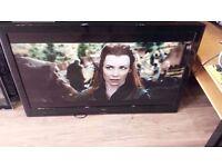 "Technika 42""Full HD 1080p 3D LCD TV £100"
