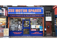 SHOP TO LET IN BUSY PARADE ON THE SLADE ROAD ERDINGTON LOW RENT