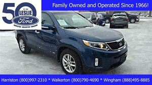2015 Kia Sorento LX Premium | LEATHER | Accident Free