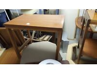Small Veneered Coffee Table in Good Condition