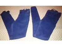 Newlook Highwaisted Skinny Jeans Bundle UK 8 Good condition