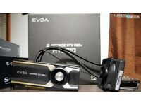 NVIDIA GTX 980 TI HYBRID EVGA LIQUID COOLING - PC GRAPHICS CARD 6GB - BEST 980TI