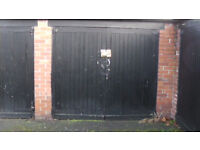 Garage to let in quiet residential area of West Denton