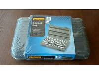 Halfords 25 Piece Socket Set
