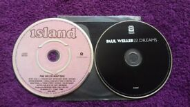 2 paul weller cds