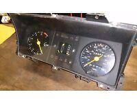 Ford Escort RS1600i Dash Clocks