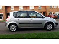 Renault Scenic expression 1.6 manual petrol 50.300 Must go QUICK £300 not negotiable.Walthamstow E17