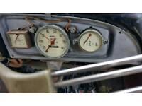 Morris minor 1000- 1954