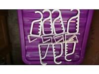 Over door hangers