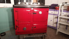 Rayburn Nouvelle Solid Fuel Cooker