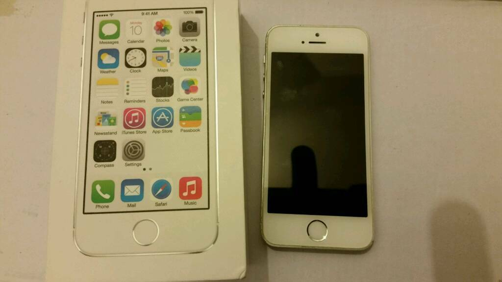 Iphone 5s 65gb unlocked boxed (SKU 51in Sheffield, South YorkshireGumtree - Iphone 5s 64gb unlocked boxed fully working condition All buttons WiFi both cameras mic speaker loudspeaker fingerprint everything in working condition Buy with confidence it wont be blocked I have some more mobile as well please see my other ads...