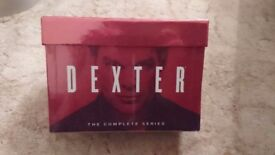 Dexter: Complete Seasons 1-8 (Full Box Set)